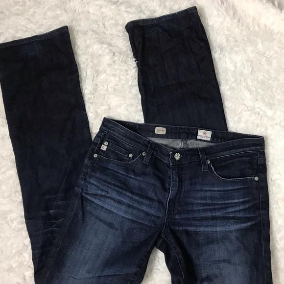 Ag Adriano Goldschmied Denim - AG Ballad Slim Boot Jeans